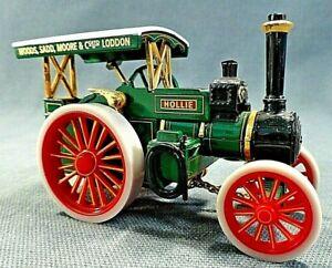 Matchbox Collectible 1/43 Diecast Antique Steam Tractor YAS08-M