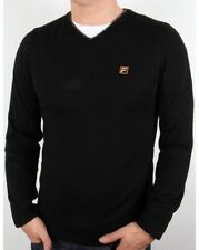 Men's Thin Knit V Neck Wool Jumpers & Cardigans