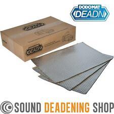 Dodo Mat DEADN Sound Deadening 40 Sheets 40sq.ft Van Motorhome Vibration Damping