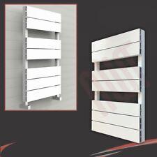 """500 mm (W) x 800 mm (H) """"flusso singolo"""" bianco in alluminio porta asciugamani (2023 BTU)"""