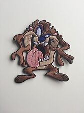 Tasmanian Devil Taz Looney Tunes Cartoon Embroidered Patch Iron On Or Sew On