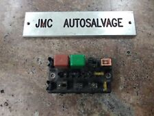 Admirable Lexus Car Fuses Fuse Boxes For Sale Ebay Wiring Digital Resources Millslowmaporg