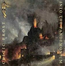 INTO THE PANDEMONIUM NEW CD
