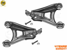 FOR RENAULT CLIO MK2 98-05 FRONT LOWER SUSPENSION WISHBONE CONTROL ARMS MEYLE HD