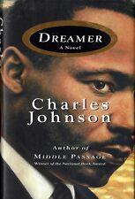 MLK - Dreamer : A Novel by Charles Johnson (1998, Hardcover)