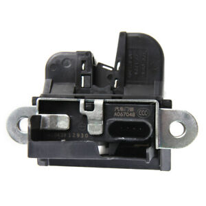 NEW Rear Taigate Trunk Latch Lock Block For VW Beetle 12-19 5M0827505E