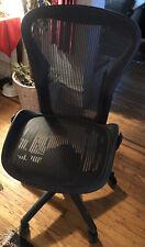 Herman Miller Aeron Chair Sz B No Arms Read Description