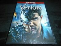 Venom  *BRAND NEW/SHIPS FREE* (Tom Hardy/DVD/DIGITAL^/2018)