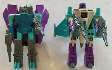DREADWIND & DARKWING (DREADWING) Powermasters Bundle. Transformers G1.