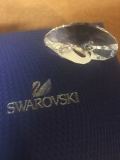 Swarovski Scs Membership Renewal 2015 Paperweight Peacock crystal figure piece