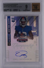 2014 Panini Contenders ODELL BECKHAM Chamionship RC Autograph 33/49 BGS 9 w/10!