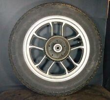"""1986 Honda VT500 VT 500 c 16in 16"""" rear wheel rim shadow 83-86 oem"""