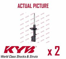 2 x NEW KYB FRONT AXLE SHOCK ABSORBERS PAIR STRUTS SHOCKERS OE QUALITY 633040