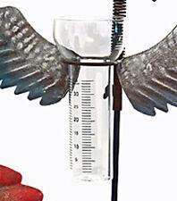 Regenmesser Ersatzglas 4,5 cm Trichter NEU