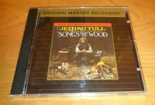 Jethro Tull -Songs from the Wood - 24Kt gold CD - MFSL