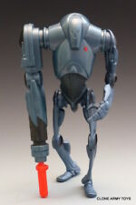 STAR WARS Super Battle Droid 4 REVENGE OF THE SITH COLLECTION ROTS LOOSE