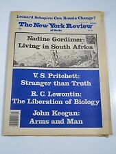 New York Review Of Books- June 16, 1983- McGeorge Bundy, R.C. Lewontin