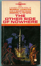 Murray Leinster THE OTHER SIDE OF NOWHERE First Printing Berkley F918