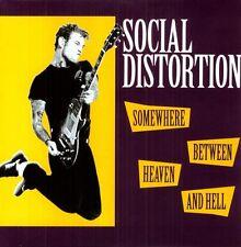 Social Distortion - Somewhere Between Heaven and Hell [New Vinyl LP] 180 Gram