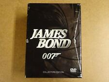 22-DISC DVD BOX / JAMES BOND 007 - COLLECTORS EDITION