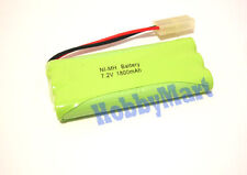 7.2V Ni-MH 1800mAh AA 6-Cell Battery Pack for RC Toy Boat Car Truck Tank x 1