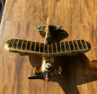 COX 50TH ANNIVERSARY SPECIAL Edition Tether Plane Gold