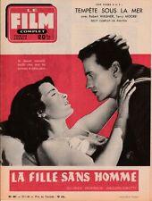 Film Complet N° 497/1955 - La Fille sans Homme, Silvana Pampanini M. Girotti