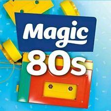 Magic 80s~various artists. 2018 CD