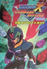 Mega Man X: Command Mission Ultimate Complete Guide Book / PS2 / GC