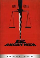 12 Angry Men [New DVD] Anniversary Edition, Dubbed, Subtitled, Widescreen, Sen