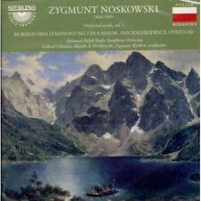 Polish National Symphony Orchestra, Z. Noskowski - Morskie Oko [New CD]