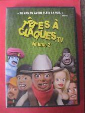 TÊTES À CLAQUES.TV VOL 2 DVD