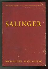 """SALINGER"" David Shields - Shane Salerno, Simon & Schuster 2013 - 9781476744834"