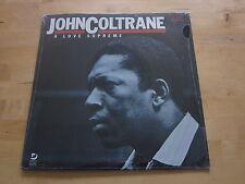 John Coltrane - A Love Supreme LP SEALED Impulse Digitally Remastered 1986