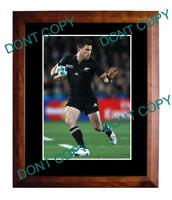 CORY JANE NZ ALL BLACKS 2011 WORLD CUP A3 PHOTO 1