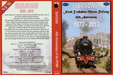 mnm-14 North Yorkshire Moors Railway 40th Anniversary - PART 2. SEASONS
