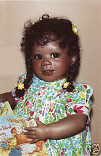 "Virginia Turner Original Porcelain Doll ""NIKKEYA"" New"