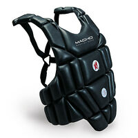 Macho Karate Chest Guard Body Protector Taekwondo Martial Arts Sparring Gear