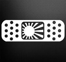 BandAid Rising Sun JDM Design Car Vinyl Decals/Stickers