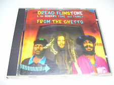Dread Flimstone & Modern Tone Age Family - From The Ghetto * ACID JAZZ CD 1991 *