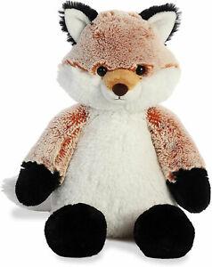 """Sweet & Softer 13"""" Aurora Plush Sloan Fox"""