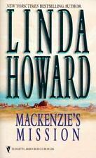 Mackenzie's Mission by Linda Howard (2000, Paperback) GG636