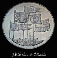 1996 Queen Elizabeth 70th Birthday £5 Five Pound Coin - Ref ; H/D,