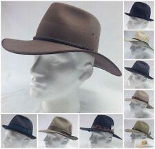 Felt Akubra Hats for Men