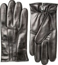 Hestra Collection WILLIAM Hairsheep Leather Gloves Black 8 Medium