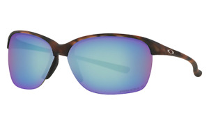 Oakley Unstoppable POLARIZED Sunglasses OO9191-1865 Tortoise W/ PRIZM Deep Water