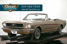 1966 Ford Mustang Convertible C Code