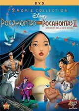 Pocahontas & Pocahontas II: Journey To A New World DVD Special Edition 2 Disc