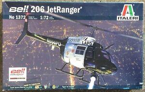 Bell 206 JetRanger, ITALERI 1/72