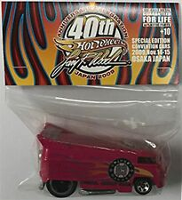 VW DRAG BUS Hot Wheels 2009 Japan Custom Car Show Limited SPINNER Code-3 Car